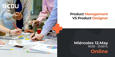 Product Management VS Product Designer/sesiones en vivo. boletos