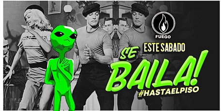 Este Sabado Se Baila Hasta el Piso - Free Guest List tickets