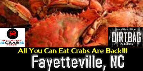 Southeast Crab Feast - Fayetteville (NC) tickets