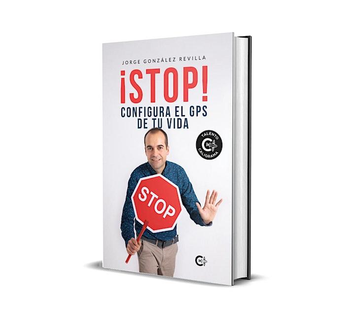 Imagen de Presentación del libro ¡STOP! Configura el GPS de tu vida - Jorge González