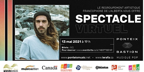 PONTEIX - Spectacle virtuel billets