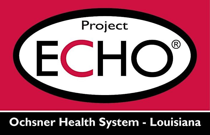 Free CME - Louisiana's Hepatitis C Elimination Program Project Echo Series image
