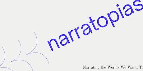 Narratopias : Atelier de partage tickets