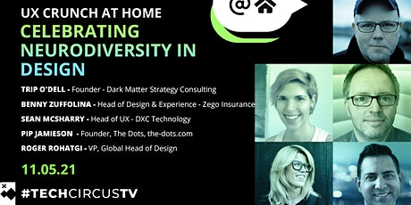 Celebrating Neurodiversity In Design tickets