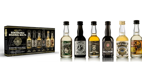 Remarkable Regional Malt - Father's Day Tasting tickets