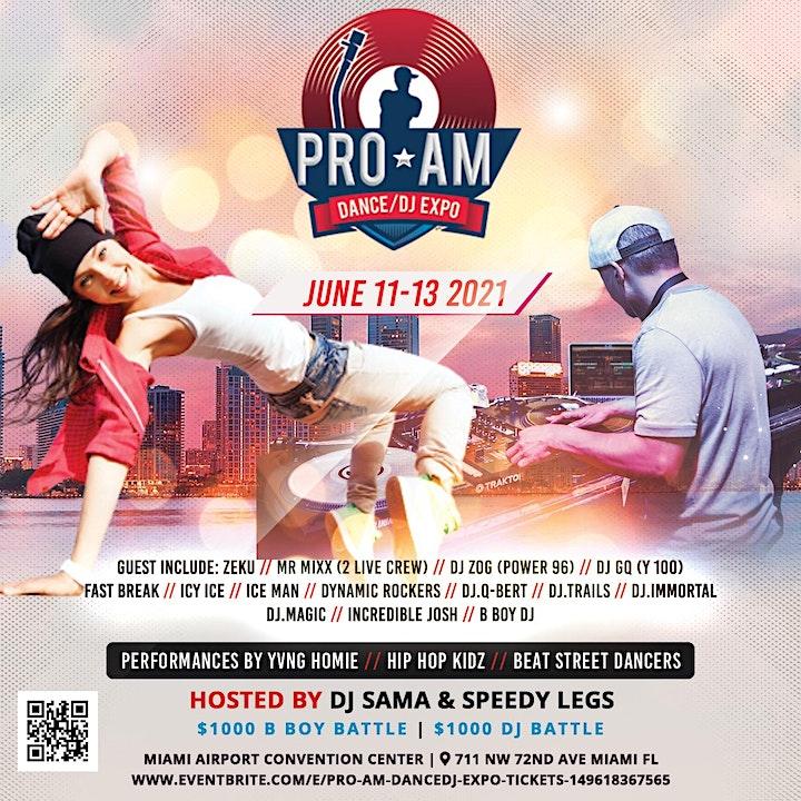 Pro-Am Dance/Dj Expo image