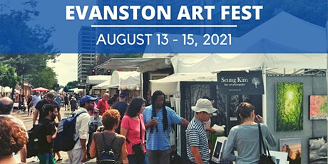 2021 Evanston Art Fest tickets