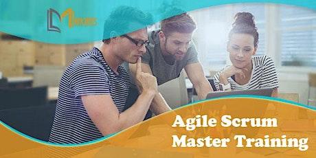 Agile Scrum Master 2 Days Virtual Live Training in Nashville, TN tickets