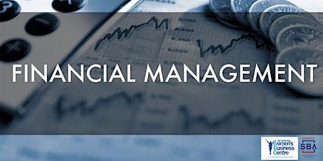 Financial Management tickets