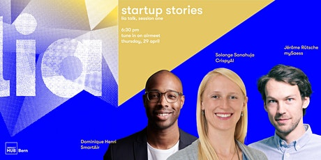 lia talk: startup stories – session one tickets
