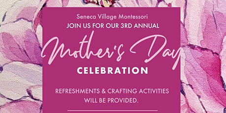 SVMS 3rd Annual Mothers Day Celebration tickets