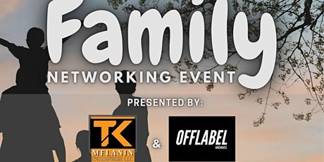 Family Networking Event tickets
