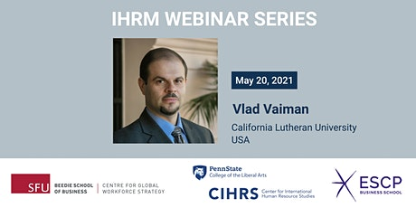 IHRM #9: The Rise of Fluid Work tickets