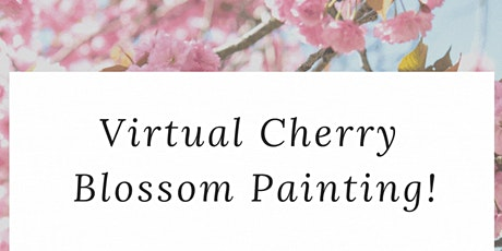Cherry Blossom Painting tickets