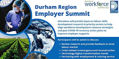 Durham Region Employers Summit tickets