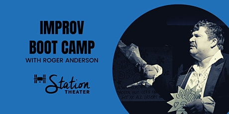 Improv Class: Improv Boot Camp (4-Weeks; In-Person  Class) tickets