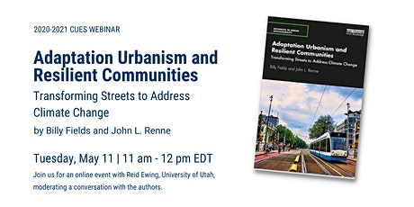 Adaptation Urbanism and Resilient Communities tickets