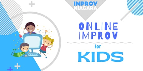 Improv Workshop for Kids (Pay-What-You-Can) tickets