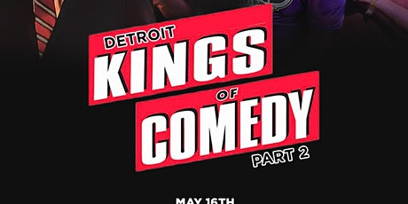 Detroit Kingz Of Comedy Brunch tickets
