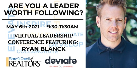 Are you a leader worth following? tickets