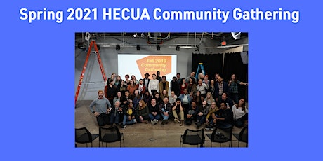 HECUA Spring 2021 Community Gathering tickets