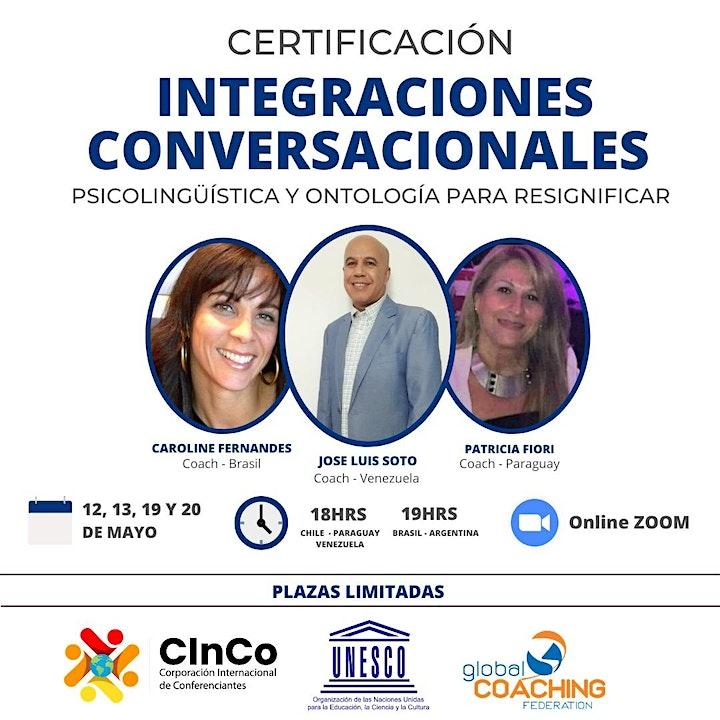 Imagen de INTEGRACIONES CONVERSACIONALES