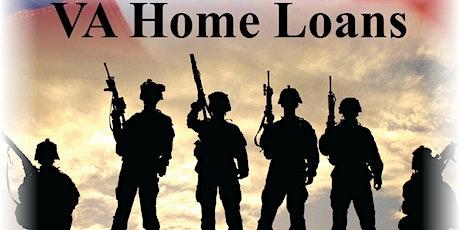 FREE VA Home Loan Workshop tickets