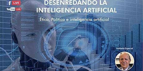 Ética, Política e inteligencia artificial entradas
