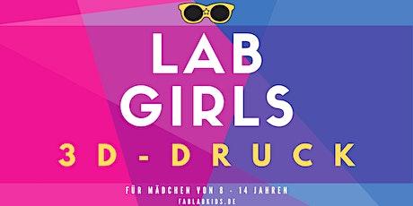 FabLabKids: LabGirls - 3D-Modellierung und 3D-Druck Tickets