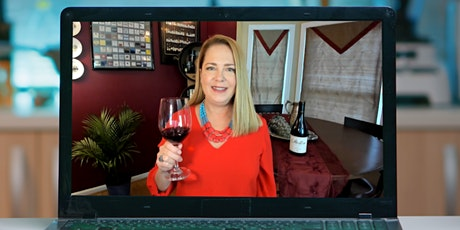 Wine Down Wednesday w/ Certified Sommelier & TV Personality Laurie Forster tickets