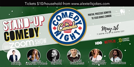Comedy Night in Canada #8 tickets