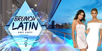Latin Music Boat Party Yacht Cruise: Saturday Suns