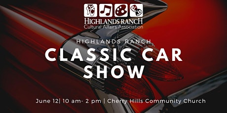 Highlands Ranch Classic Car Show tickets