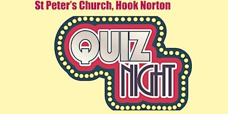 St Peter's Zoom Quiz 3.0 tickets