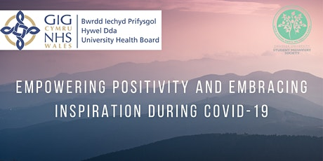 Empowering Positivity and Embracing Inspiration during Covid-19 tickets