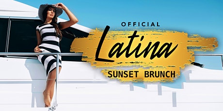 #1 Official LATINA BRUNCH Boat Party Yacht Cruise: Memorial Day Fiesta NYC tickets