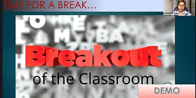Workshop for Educators: How to use Breakout Rooms