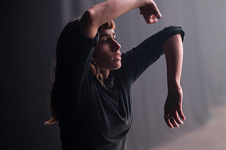 """Habitat"" dance performance under the Seaweed Arboretum Forest #2 image"