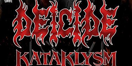 Deicide, Kataklysm, Internal Bleeding, Begat The Nephilim tickets
