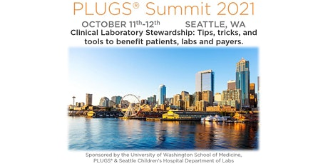 PLUGS Summit: October 11-12, 2021 (Early Bird Pricing Ends 8/23/21) tickets