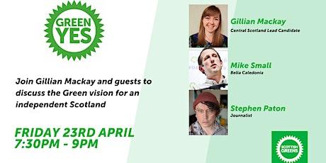 Green Yes- Central Scotland Region tickets