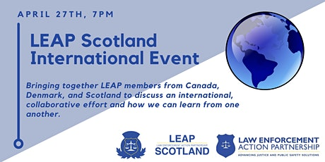 LEAP Scotland International Event tickets