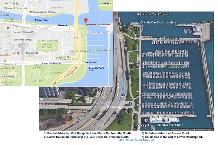 Chicago Skyline Cruises on Lake Michigan (21+ Only) image