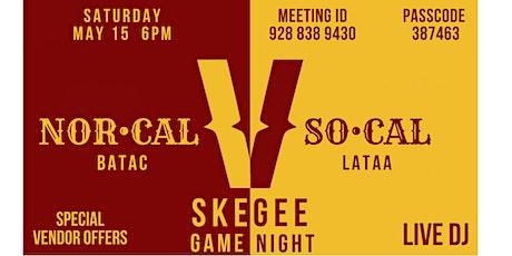 NorCal Verzuz SoCal Skegee Game Night tickets