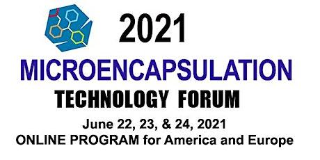 22th Industrial MICROENCAPSULATION Workshop entradas