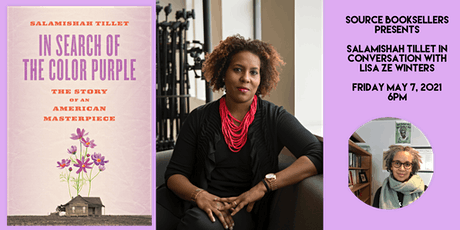 In Search of The Color Purple Author Event tickets
