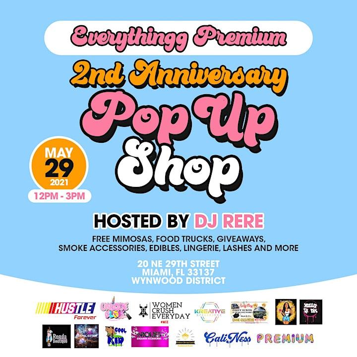 Everythingg Premium 2nd Anniversary Pop Up Shop image