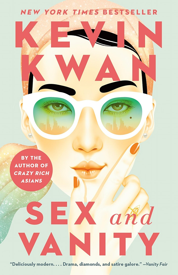 Writers Bloc & Skylight Books Present:  Kevin Kwan and Jodi Picoult (Free) image