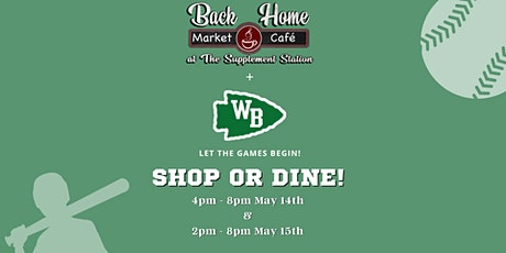 Copy of Shop or Dine for a Cause tickets