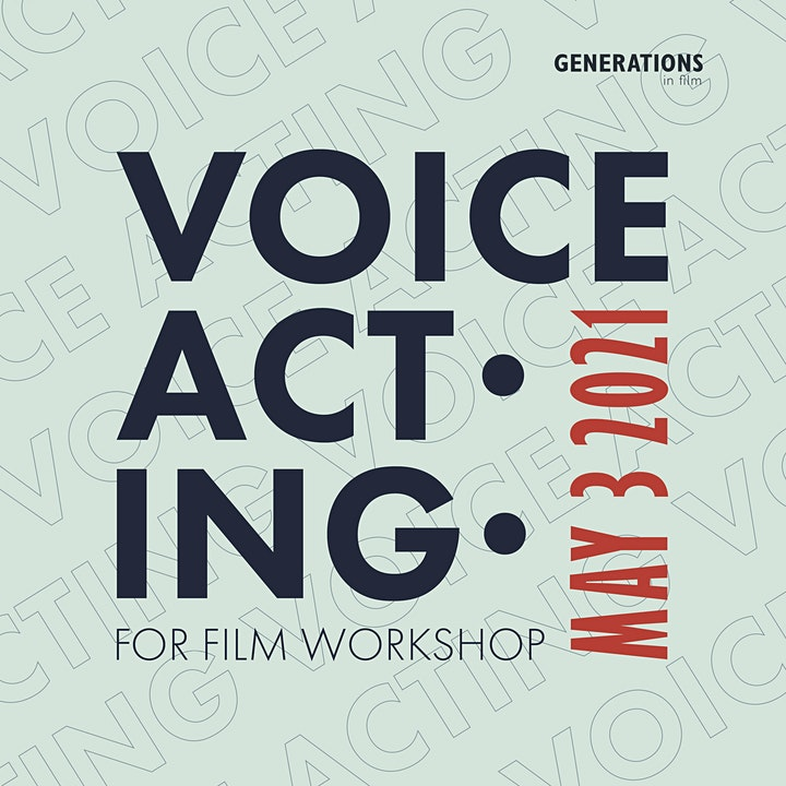Voice Acting for Film Workshop image